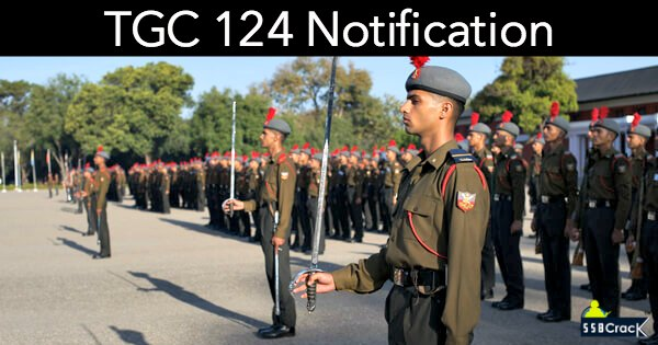 TGC 124 Notification