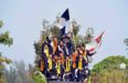 Indian Naval Academy (INA) Won The Bakshi Cup 2017