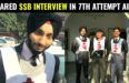 CLEARED SSB INTERVIEW IN 7TH ATTEMPT AIR-8